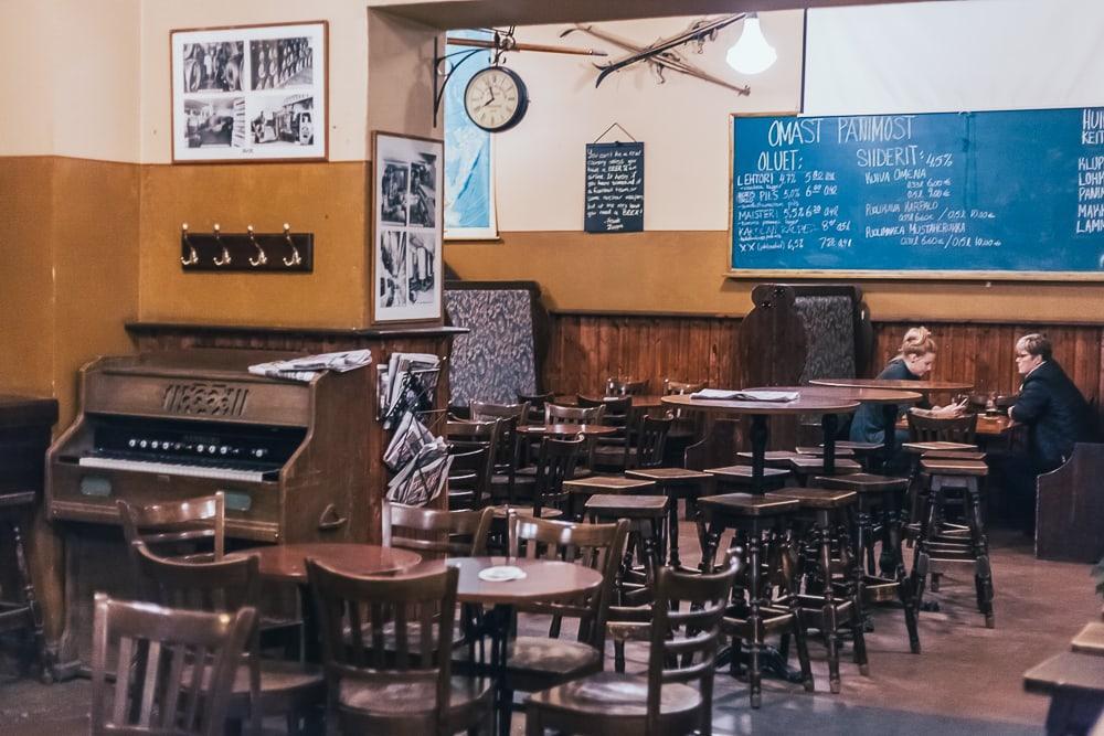 koulu brewery restaurant turku finland