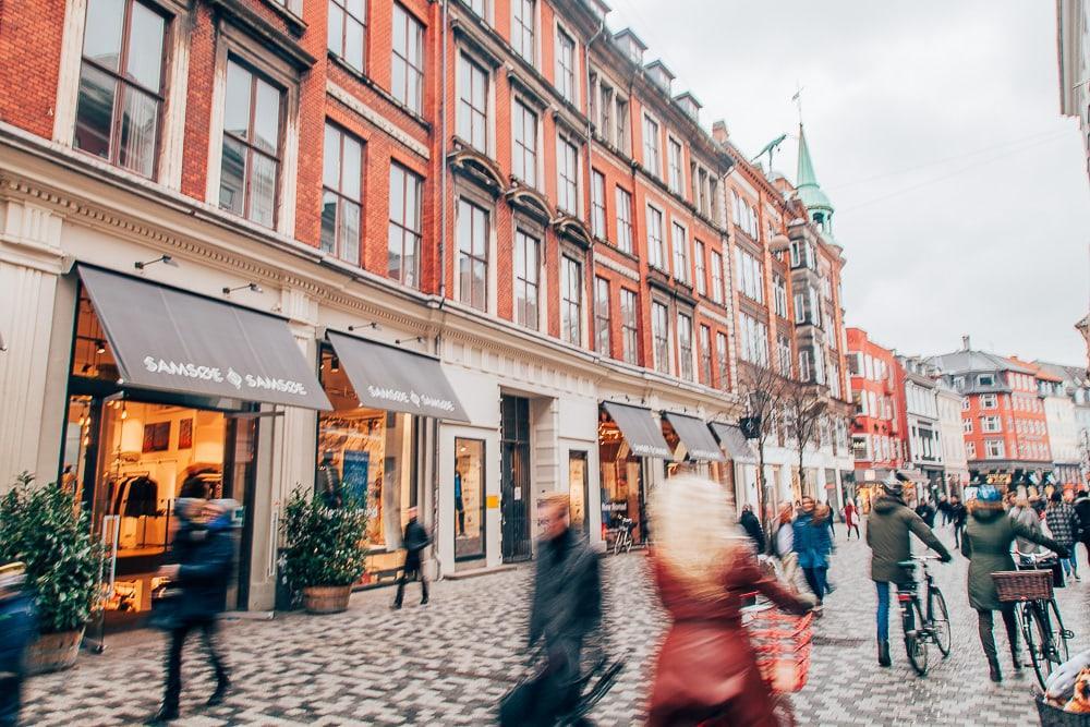 shopping copenhagen winter