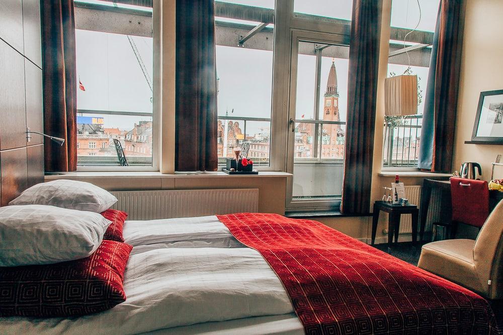 the square hotel room copenhagen