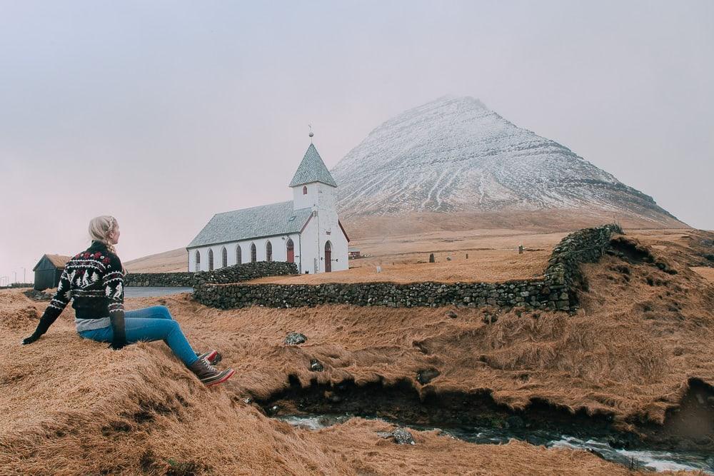 Viðareiði vidoy faroe islands