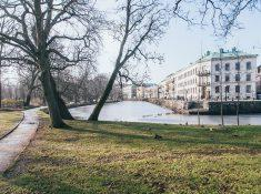 a weekend in gothenburg in winter