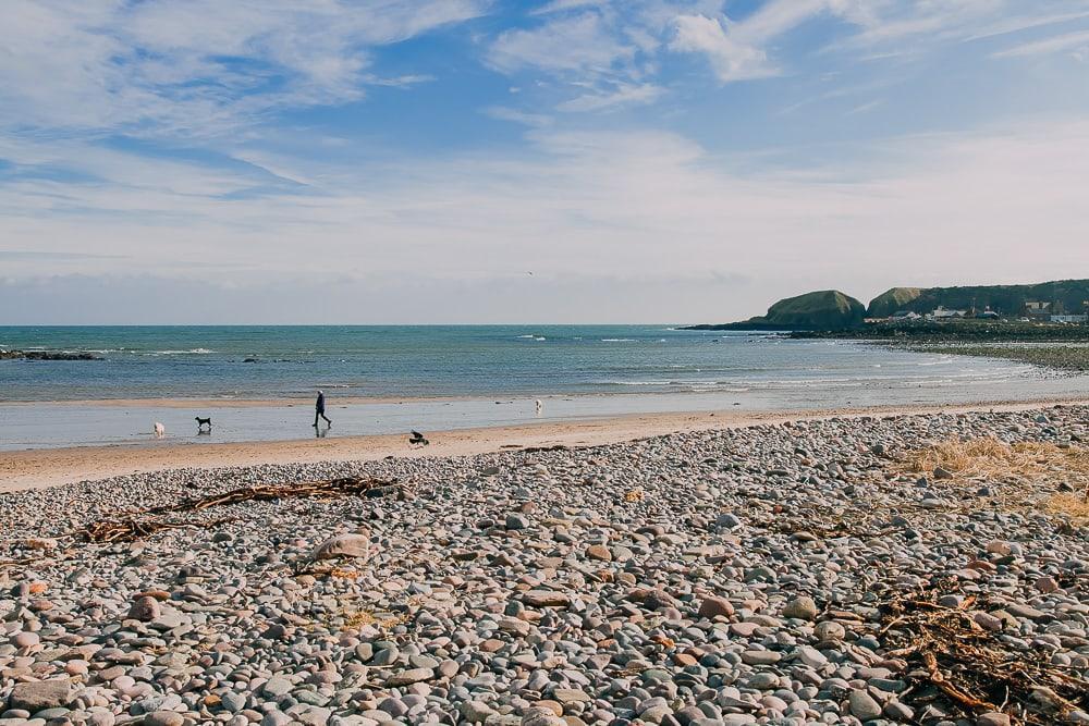 Stonehaven aberdeenshire beach