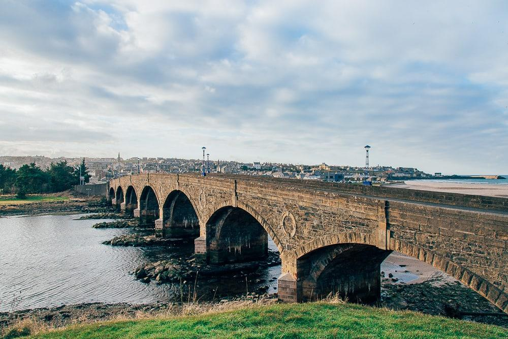 Banff aberdeenshire bridge