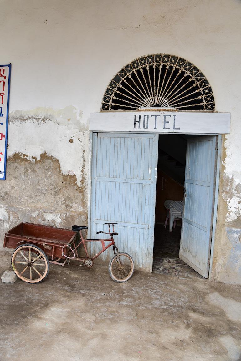Eritrea accommodation hotels
