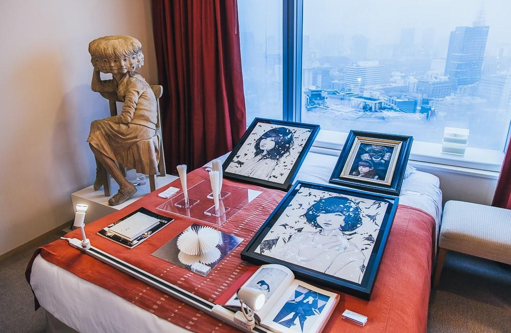 art in park hotel tokyo 2018 contemporary art fair