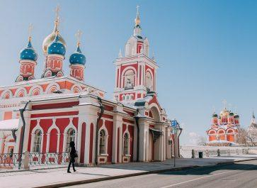 moscow in march