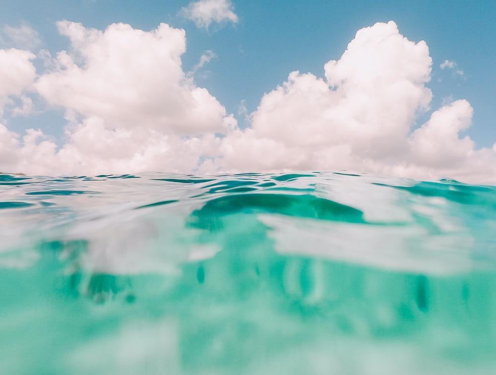 water antigua