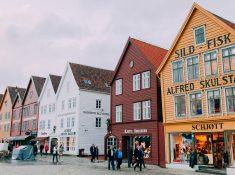 norway itinerary bergen