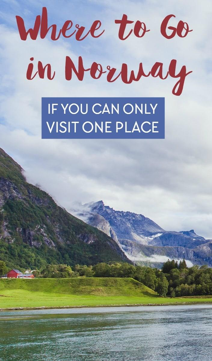 where to go in norway - these are the two best places to go in norway if you only have time to visit one place