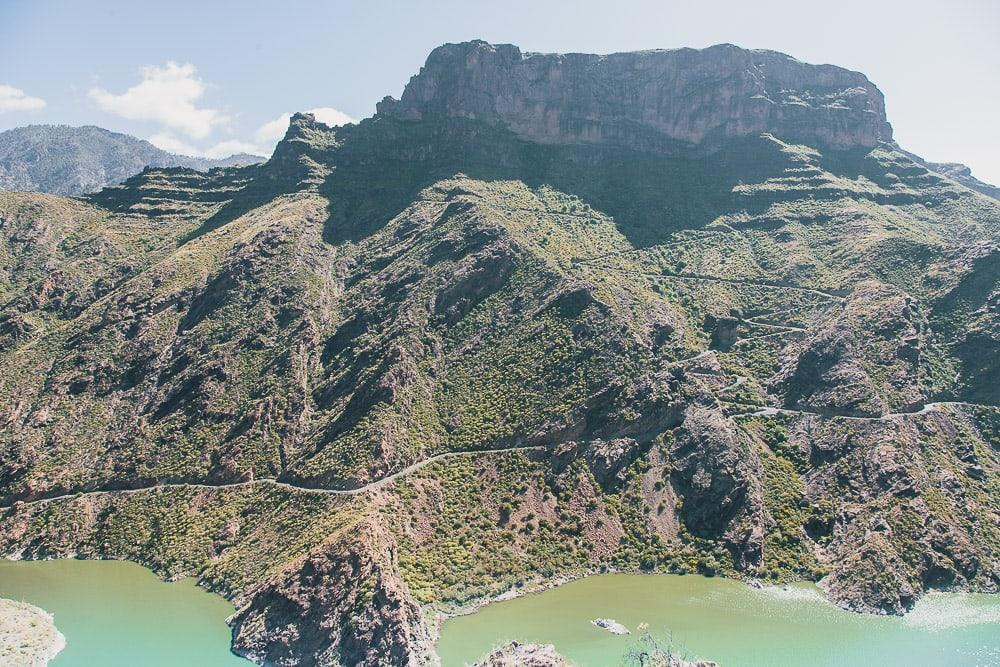 gran canaria road trip through the mountains
