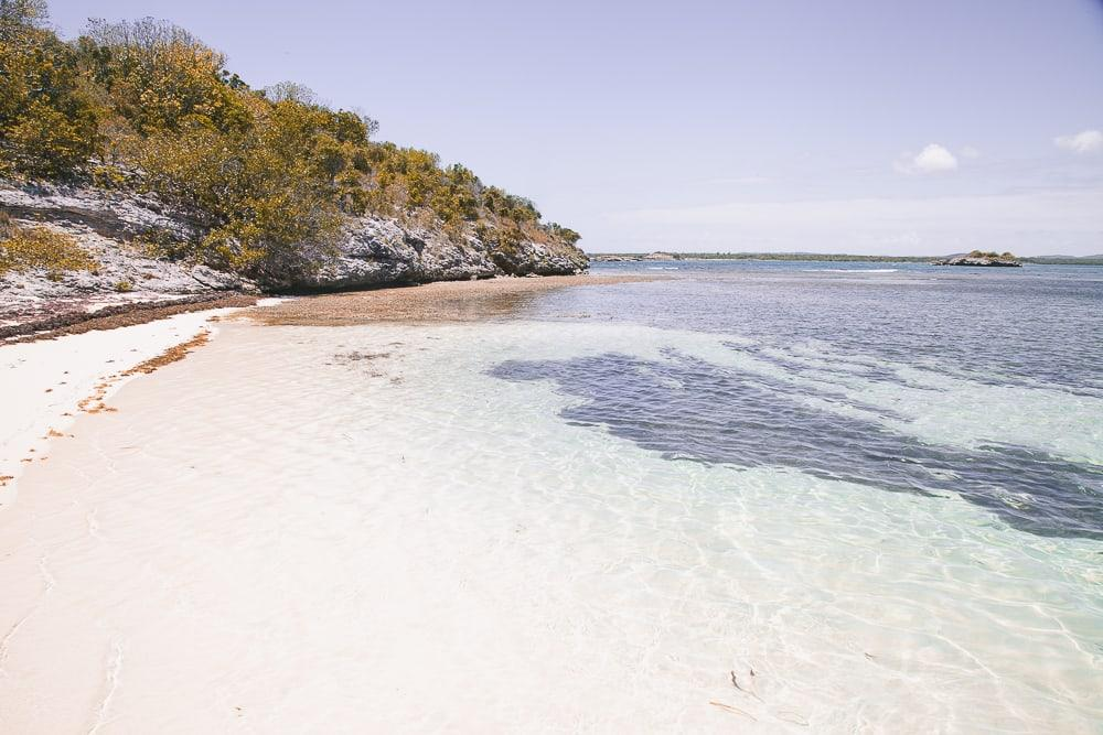 best beaches on antigua barbuda