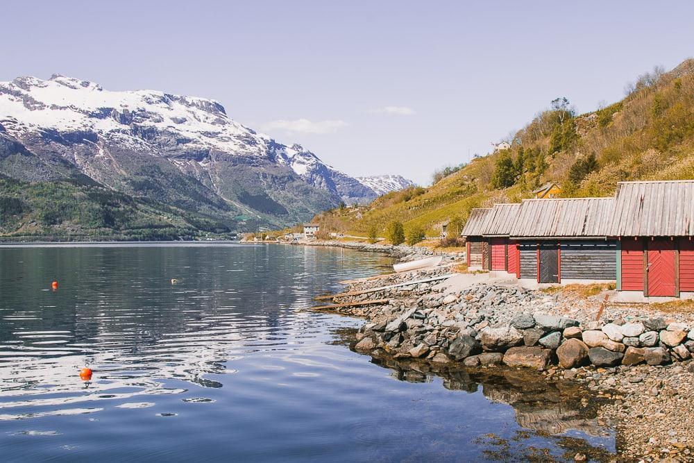 hardangerfjord odda drive
