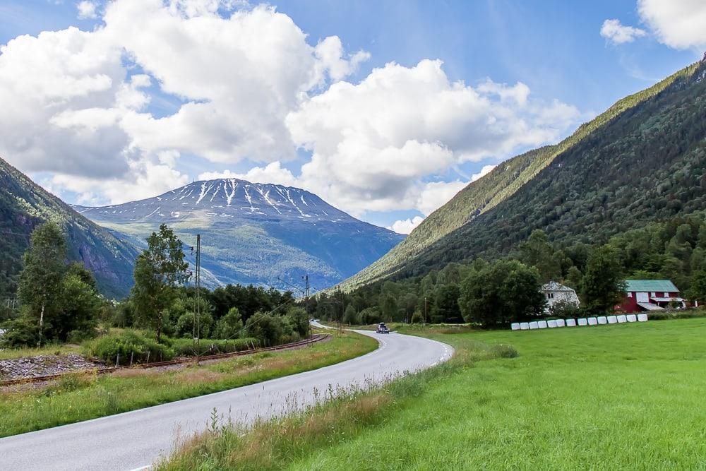 gaustatoppen rjukan telemark norway