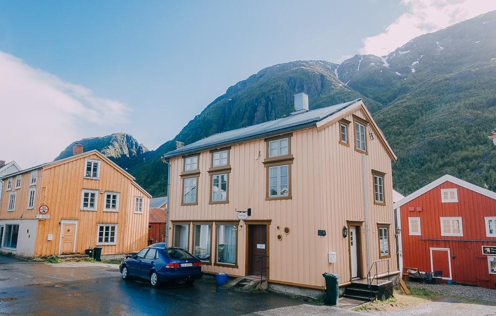 sjøgata mosjøen history center