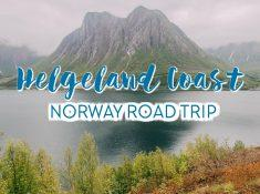 helgeland coast road trip scenic route norway
