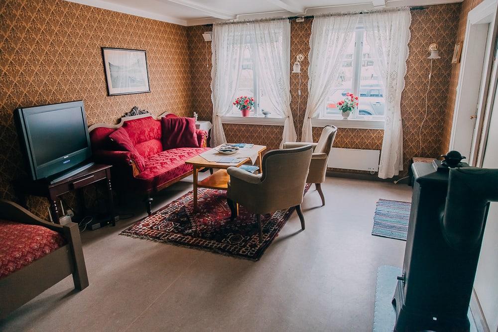 apartments in sjøgata accommodation mosjøen norway
