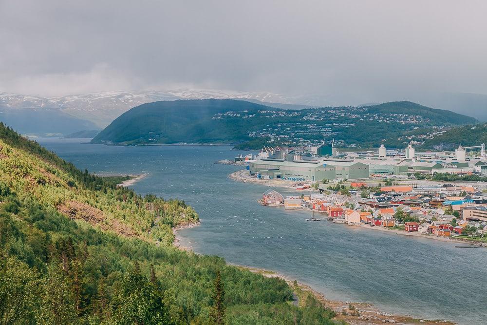 helgelandstrappa sherpa hike mosjøen øyfjellet helgeland norway