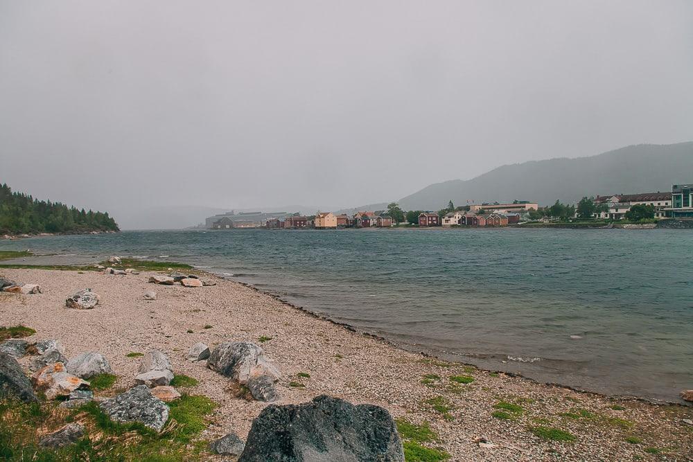 mosjøen norway in june