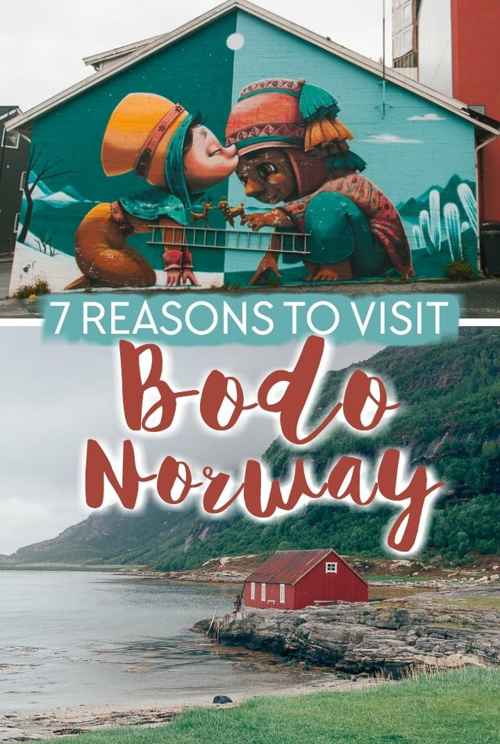 Bodo Norway travel guide, include things to do, what to see, where to eat, and where to stay in Bodø, Norway