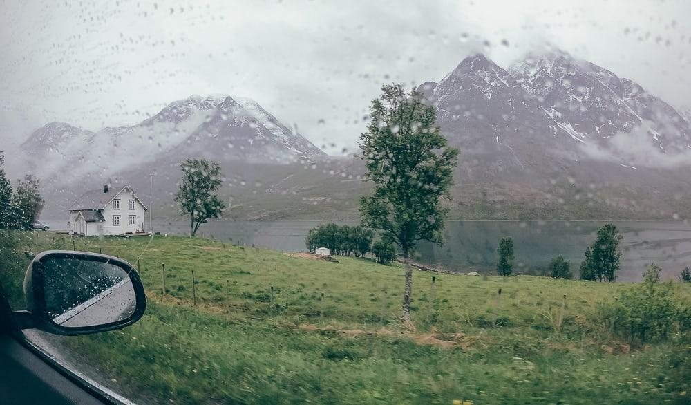northern norway road trip summer in lyngen alps