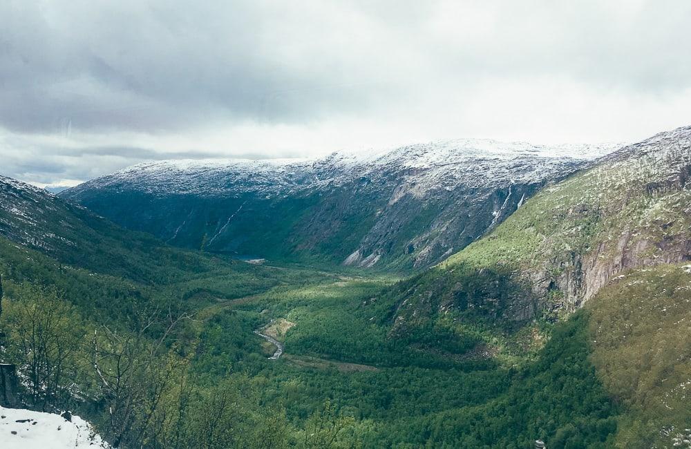ofotbanen narvik to sweden