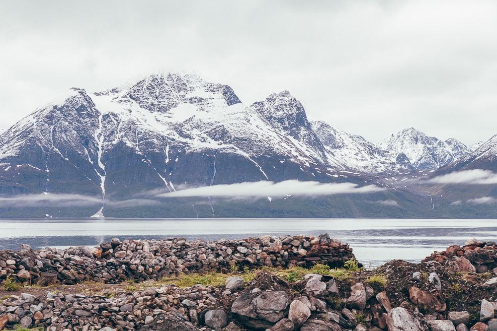 lyngen alps northern norway