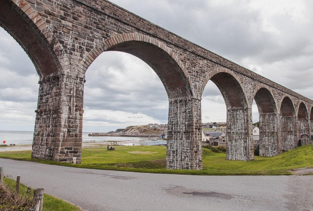cullen viaduct scotland