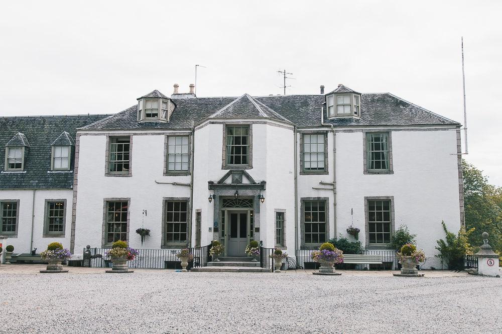 banchory lodge hotel aberdeenshire scotland