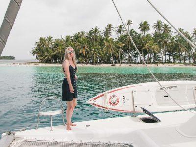 sailing in the san blas islands panama