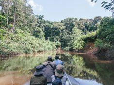 community based tourism fishing guyana