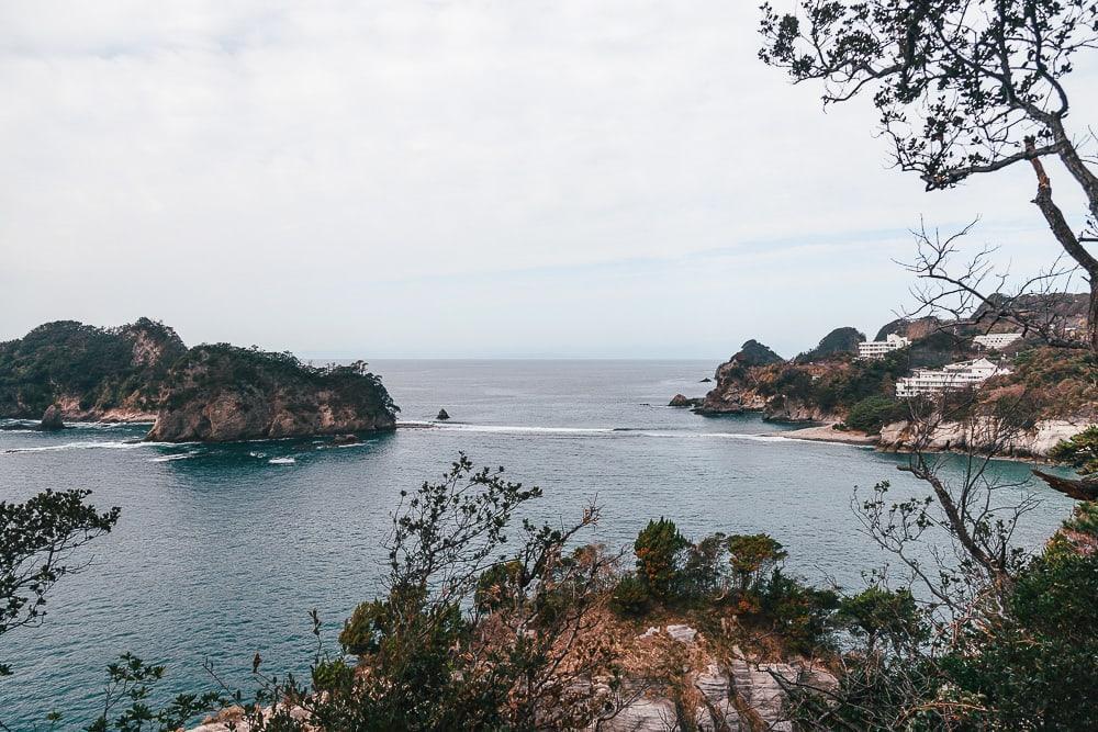 dogashima izu peninsula japan