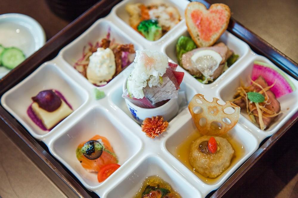 doppo-kan lunch okayama japan