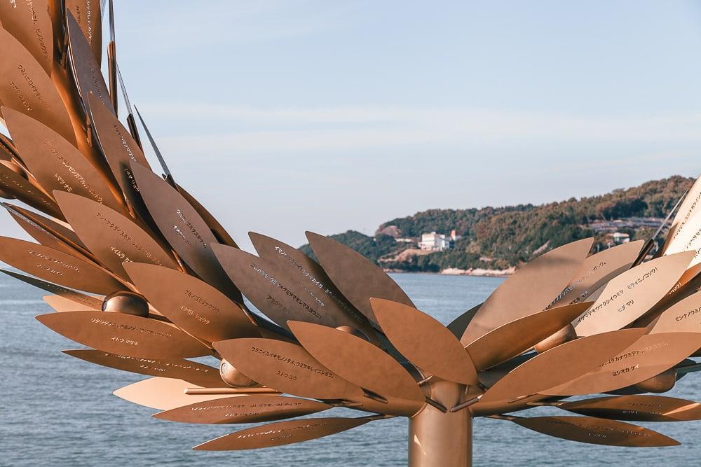 shodoshima art island setouchi japan