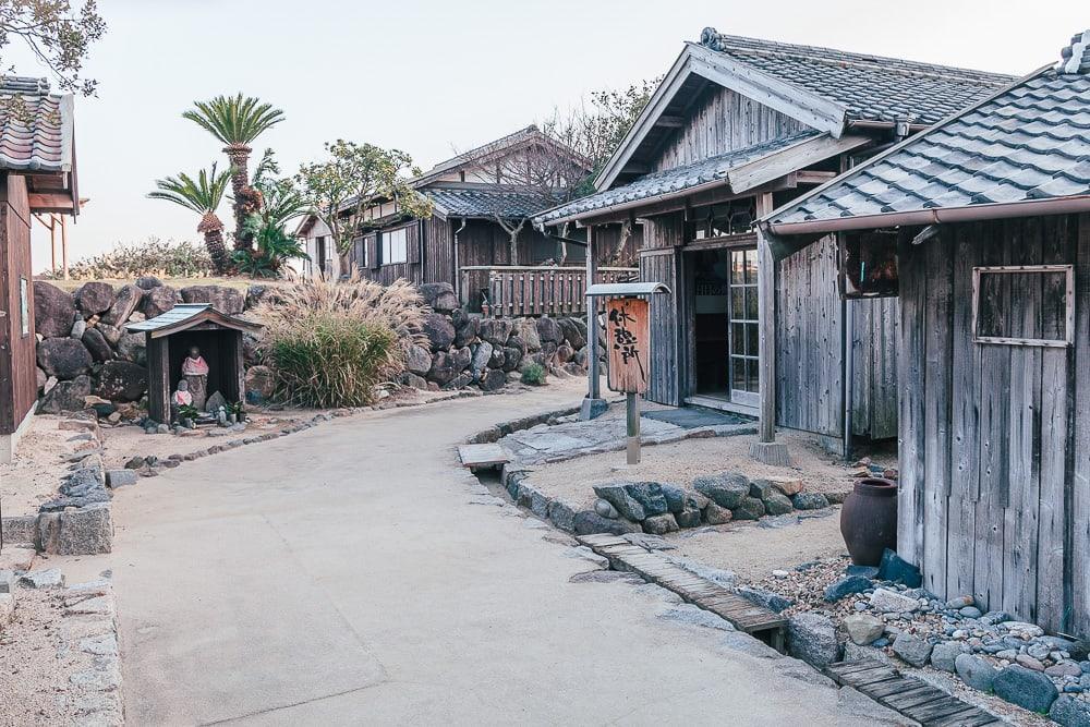 Nijushi no Hitomi Eigamura movie village shodoshima japan