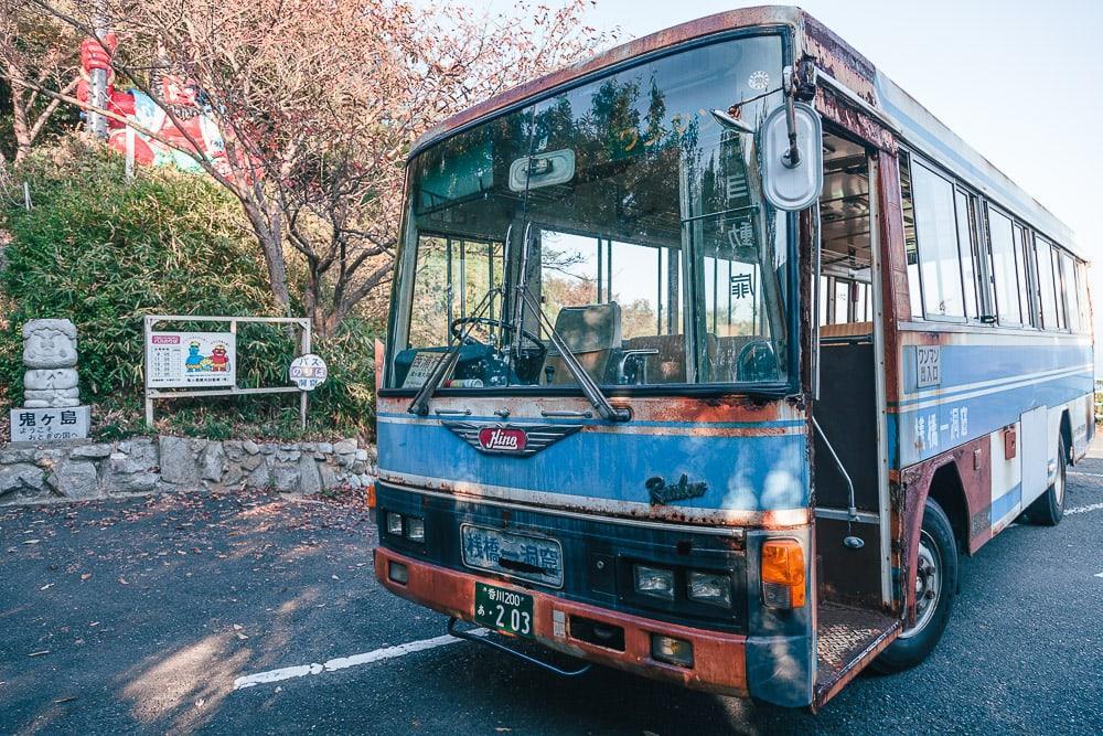 megijima art island japan