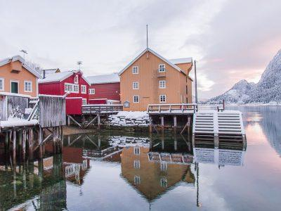 I've Moved to Northern Norway – And You've Probably Guessed Where