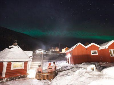Find the Best Winter in Northern Norway on Dyrøy