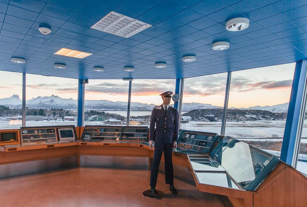 norwegian aviation museum bodø norway