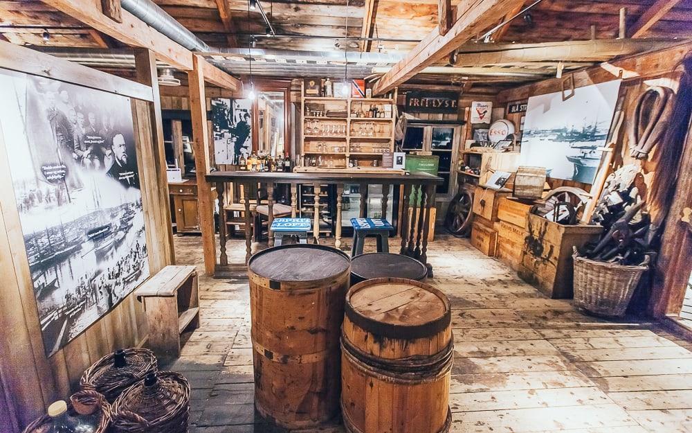 støtt brygge meløy museum