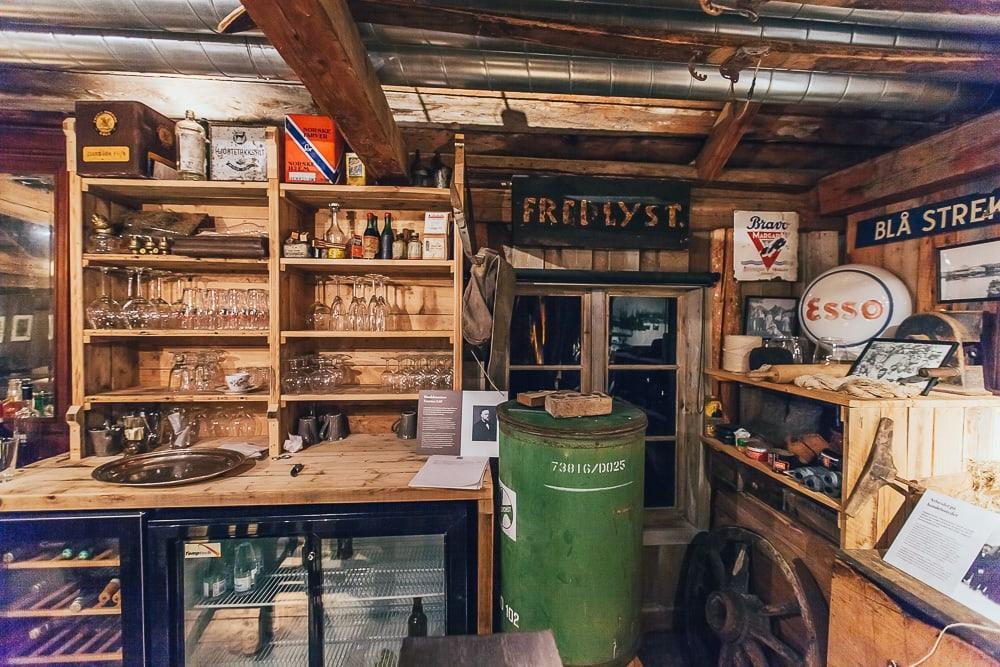 støtt brygge meløy museum norway