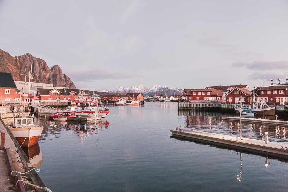 svinøya svolvaer lofoten norway