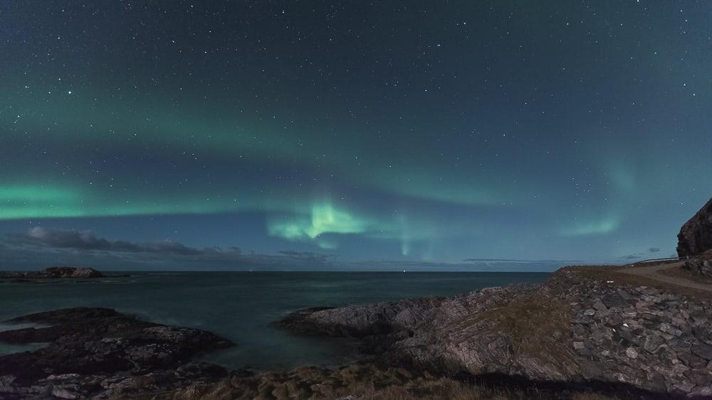 northern lights andøya norway