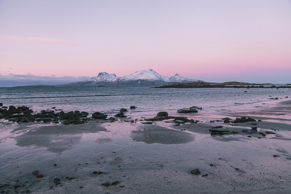 stella polaris arctic coastal walk norway