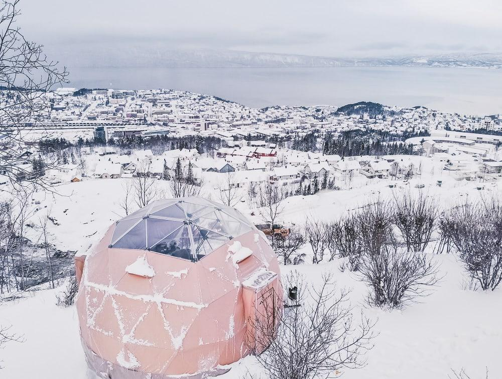 arctic dome norway narvik adventures