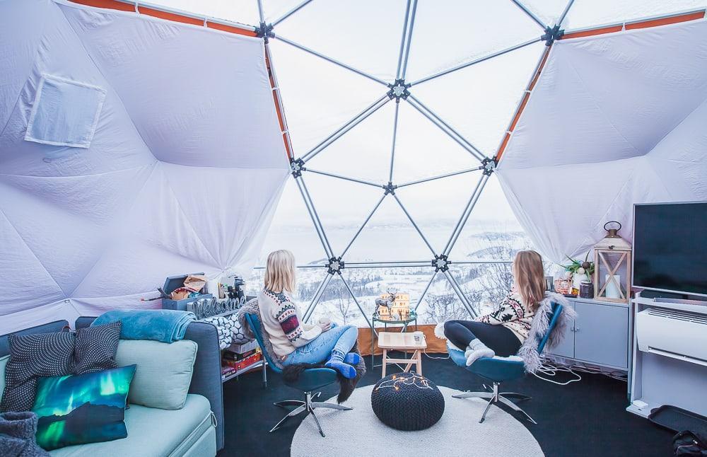 arctic dome narvik norway
