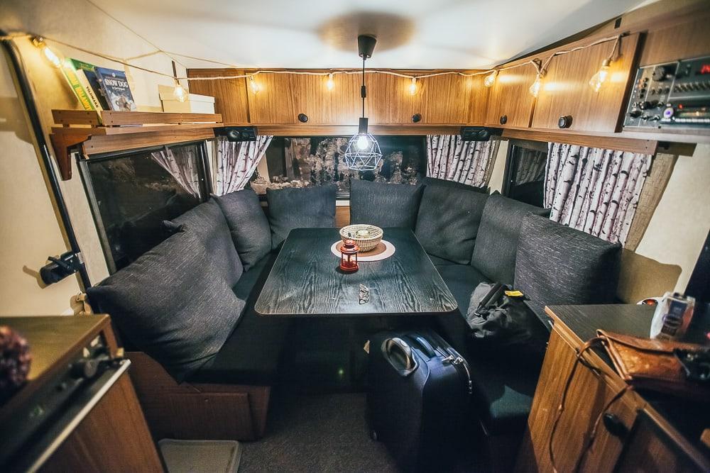 cheap airbnb kiruna sweden