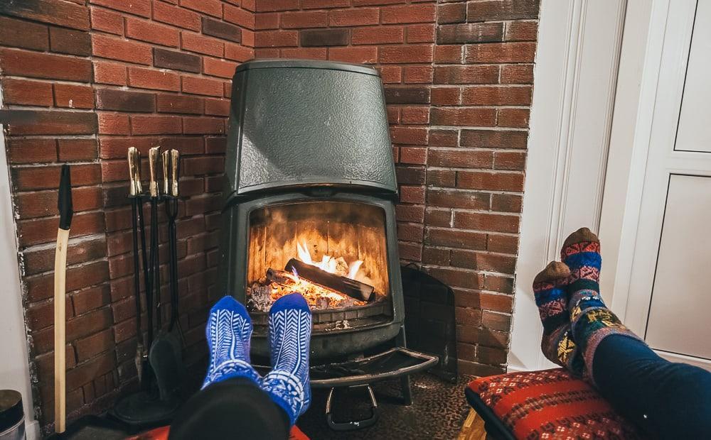 vesterålen norway airbnb cabin hytte