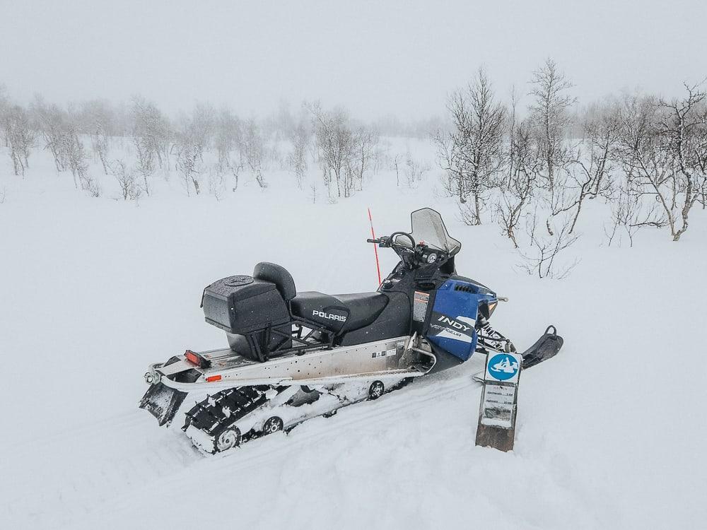 snowmobiling hattfjelldal norway