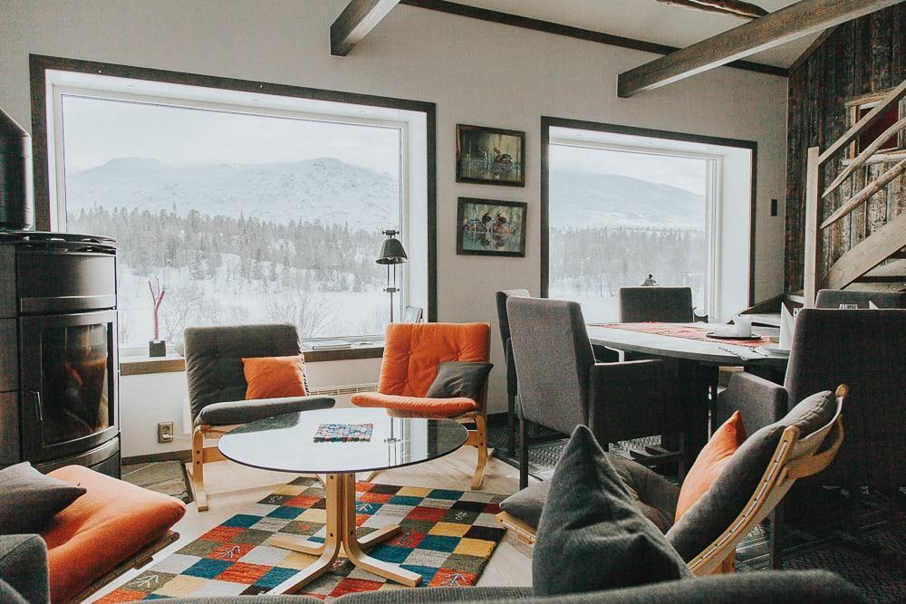 sæterstad farm accommodation hattfjelldal