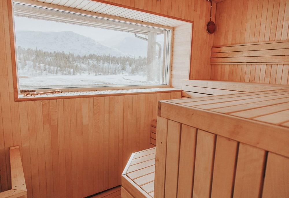 sauna sæterstad gård hattfjelldal norway